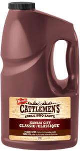Sauce Cattlemen's® Style Kansas City Classique