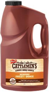 Sauce BBQ Cattlemen's®  Memphis Douce