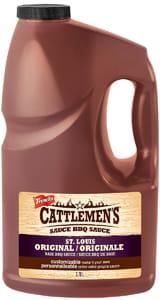 Sauce Cattlemen's® Style St Louis Originale