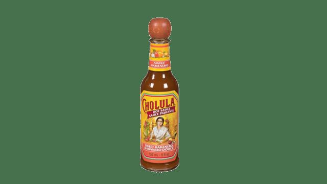 Cholula sweet habanero