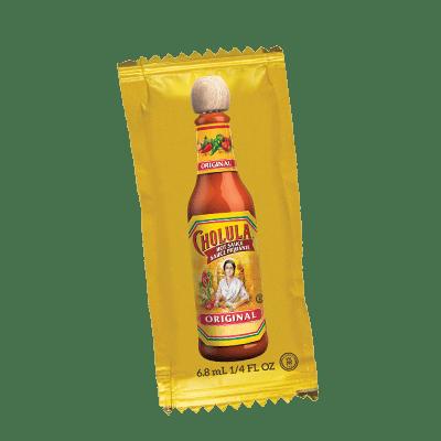Cholula portion packs
