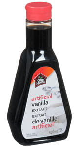 Vanilla Extract, Artificial
