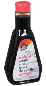Extrait de vanille artificiel