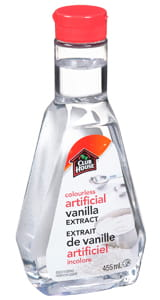 Colourless Artificial Vanilla Extract