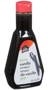 Clubhouse Pure Vanilla Extract