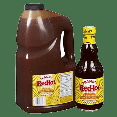 Franks RedHot Stingin Honey Garlic