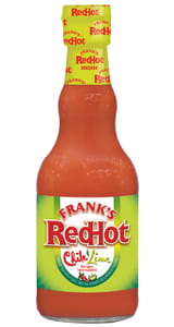 Frank's® Redhot® Chile 'N Lime
