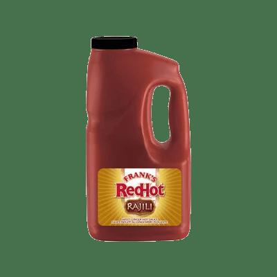 Frank's® Redhot® Corsée et Douce Rajili