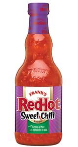 Franks Red Hot Sweet Chili Sauce 354ML