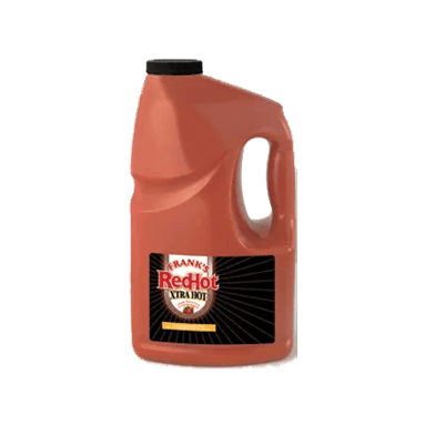 Franks Red Hot Xtra Hot Sauce 3.78L