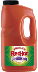 Frank's® Redhot® Sauce Slammin' Sriracha Chili