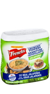 French's® Jalapeño Crunchy Toppers