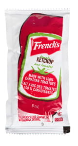 Ketchup Aux Tomates French's® Paquets