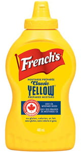 French's Yellow Mustard 400ML