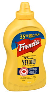 French's® Classic Yellow Mustard