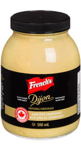 French's Dijon Mustard Jar 500ML
