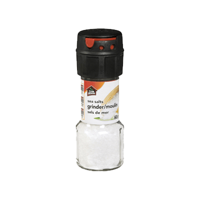 Clubhouse Sea Salt Grinder 60g