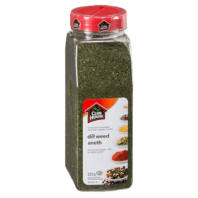 Clubhouse Herb Dill Weed 225g