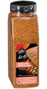 Smoky Cedar Seasoning