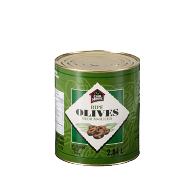 Clubhouse Olives 2.84L