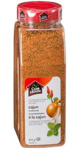 Clubhouse Cajun Seasoning 675g