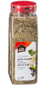 Clubhouse Garlic Pepper Seasoning 725g