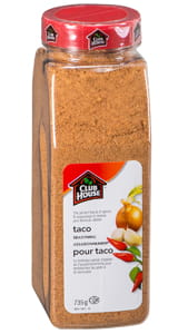 Clubhouse Taco Seasoning