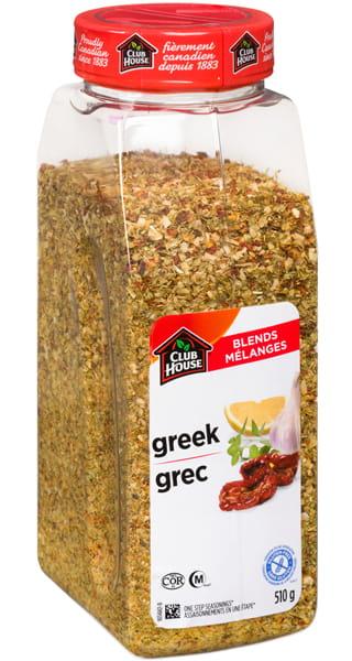 Assaisonnement à la grecque