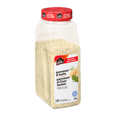 Club House Signature Blends Parmesan and Herbs 520g