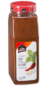 Clubhouse Chili Powder 600g