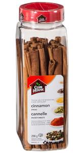 Clubhouse Cinnamon Sticks 290g