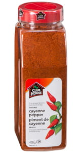 Clubhouse Cayenne Pepper 450g