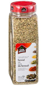 Clubhouse Fennel Seed 450g
