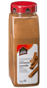 Clubhouse Ground Cinnamon 550g