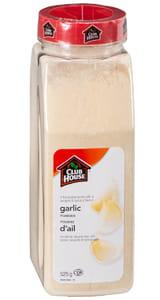Clubhouse Garlic Powder 525g