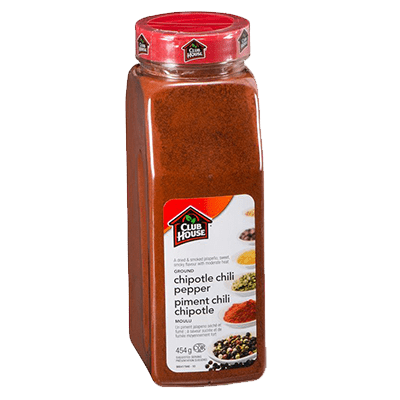Clubhouse Ground Chipotle Chili Powder 454g