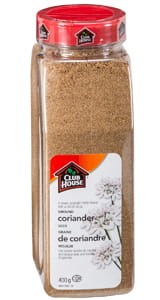Clubhouse Ground Coriander 400g