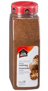Clubhouse Ground Nutmeg 525g