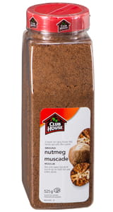 Clubhouse Ground Nutmeg 525g
