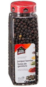Clubhouse Juniper Berries 315g