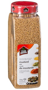 Clubhouse Mustard Seed 750g