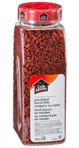 Clubhouse Bacon Bits 490g