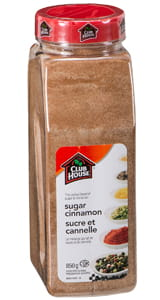 Clubhouse Sugar Cinnamon 580g
