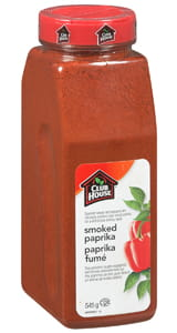 Clubhouse Smoked Paprika 545g