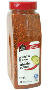 Assaisonnement Sriracha et Lime