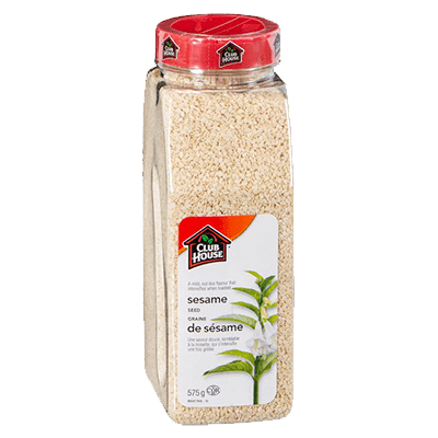 Clubhouse Sesame Seed 575g