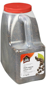 Clubhouse Whole Peppercorns 2.7kg