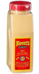 Keens Dry Mustard 454g
