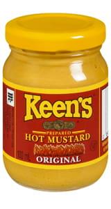 Keen's Mustard Hot Prepared
