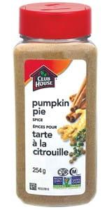 Club House Pumpkin Pie Spice